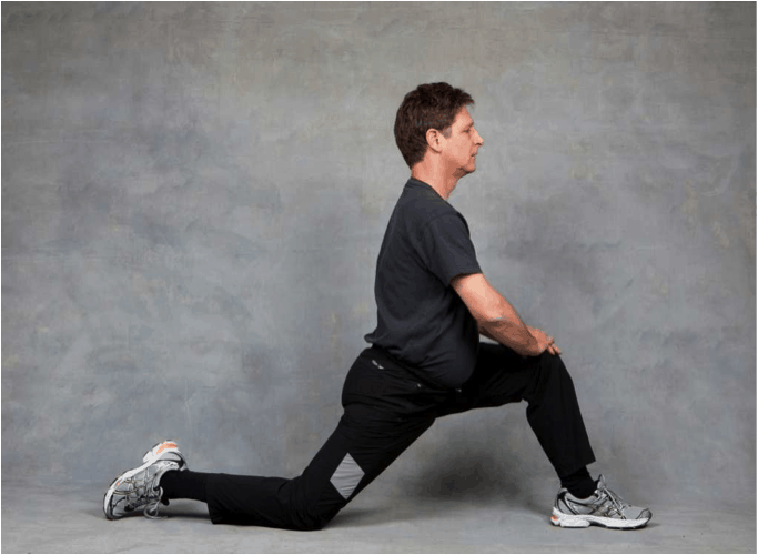 Hip Flexor Stretch