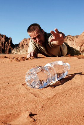 needing hydration
